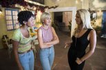 "(L to R) Karissa Tynes (""Vanessa A. Williams/Rhonda Blair""), Chloe McClay (""Josie Bissett/Jane Mancini"") and Ciara Hanna (""Heather Locklear/Amanda Woodward"") star in the all-new Lifetime movie, The Unauthorized Melrose Place Story, premiering Saturday, October 10, at 8pm ET/PT Photo by Sergei Bachlakov Copyright 2015"