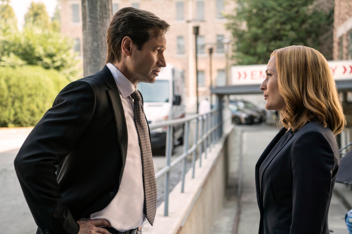 The Truth is out There With X-Files ReBoot