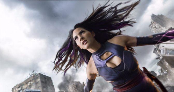 Brand New X-Men Apocalypse Trailer Feat. Psylocke