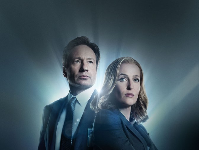 First Look: Barbie Signature X-Files Scully and Mulder Dolls