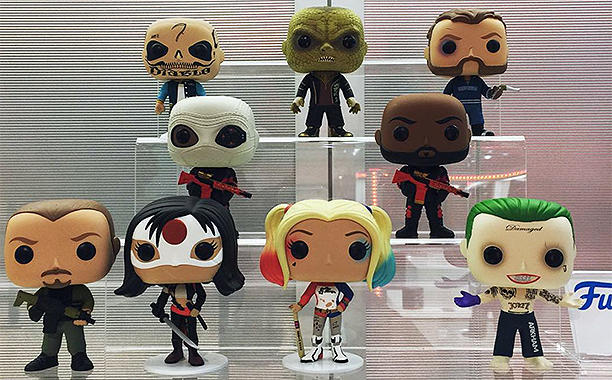 New York Toy Fair News from Funko!