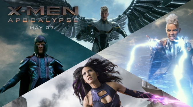 X-Men Apocalypse Review