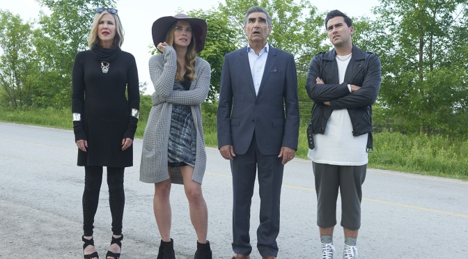 Bitter Sweet for Schitt's Creek's Season 6