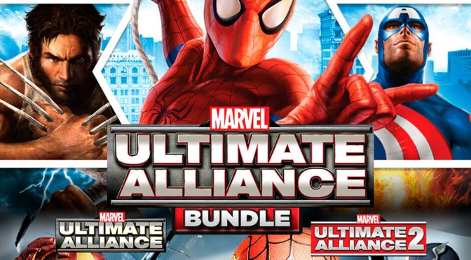 Marvel's Ultimate Alliance Bundle Goes Live For PS4
