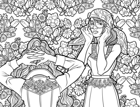 6 Awesome Themed Coloring Books You Need in Your Collection NOW ...