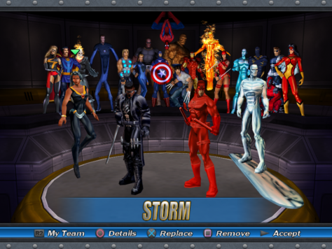 Sorry, marvel ultimate alliance characters think