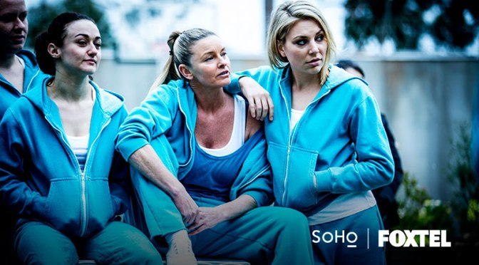 Literal Blood, Sweat & Tears for Wentworth's Season 4 Finale