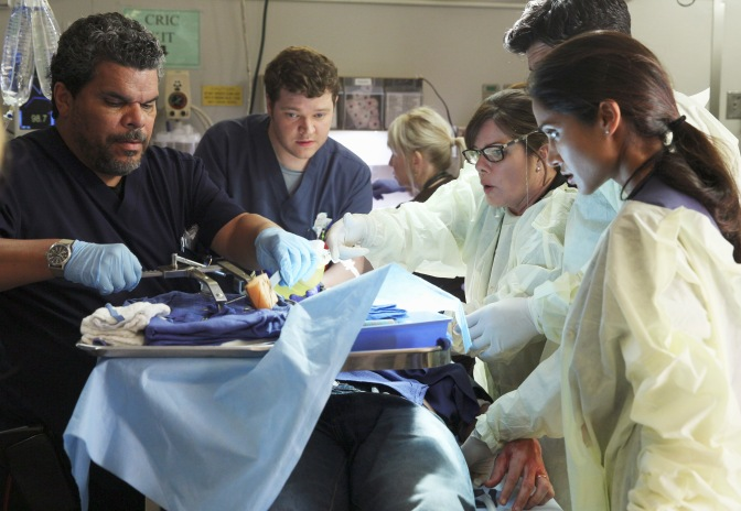 Pilot Review: Code Black