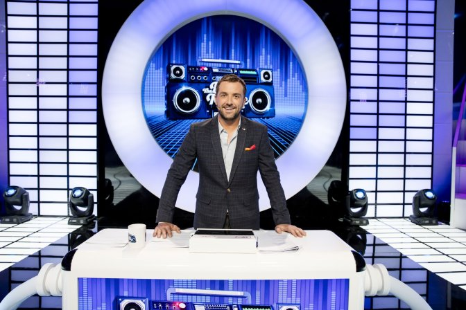 7's The Big Music Quiz has a Great Concept but Less than Stellar Host.
