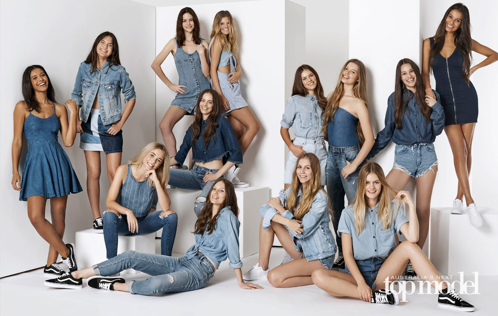 2019 year for lady- Australian top flashback models