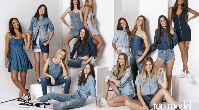 First Look: Australia's Next Top Model Season Ten