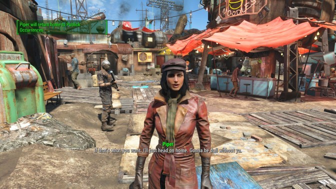 Fallout 4 + Skyrim Mods coming to PS4 in Limited Capacity
