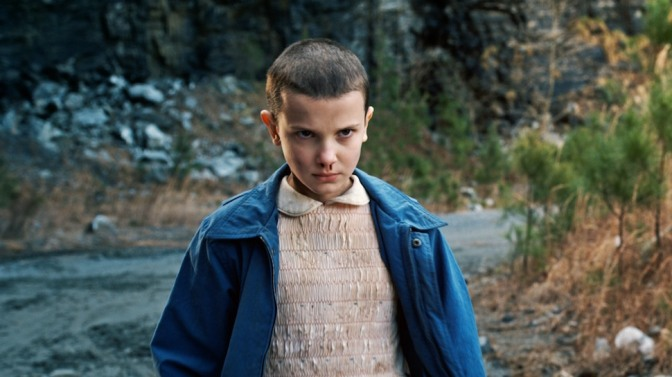"""There's a """"Stranger Things"""" Coloring Book Everyone Needs!"""
