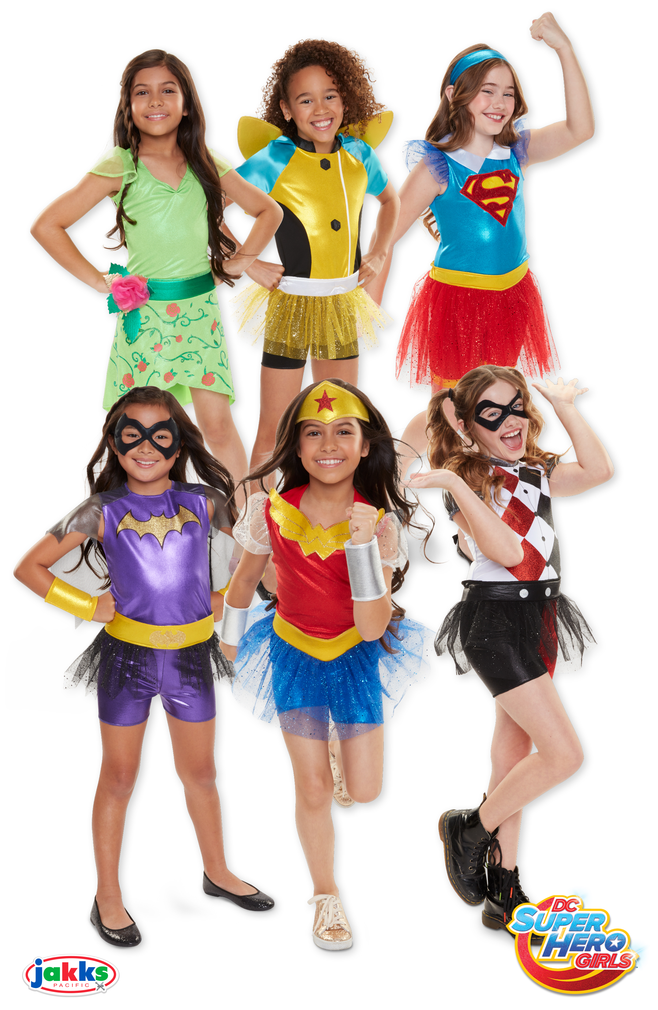 Dc Super Hero Girls Everyday Dress Up Thepophubcom