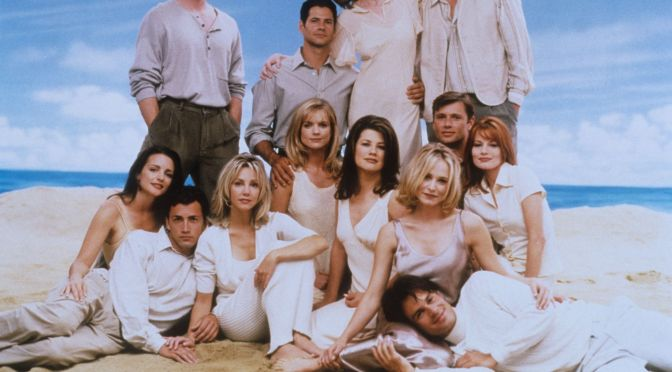There's a new Melrose Place Podcast coming plus find out about the Fashion of Melrose place!
