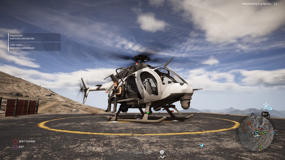 Ghost Recon: Wildlands Beta Review