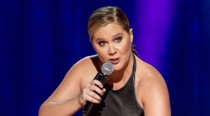 Amy Schumer's Leather Special Keeps with the Schumer we Know All Too Well.