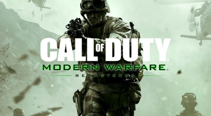 Modern Warfare Remastered Shows Just How Far the Franchise Has Come