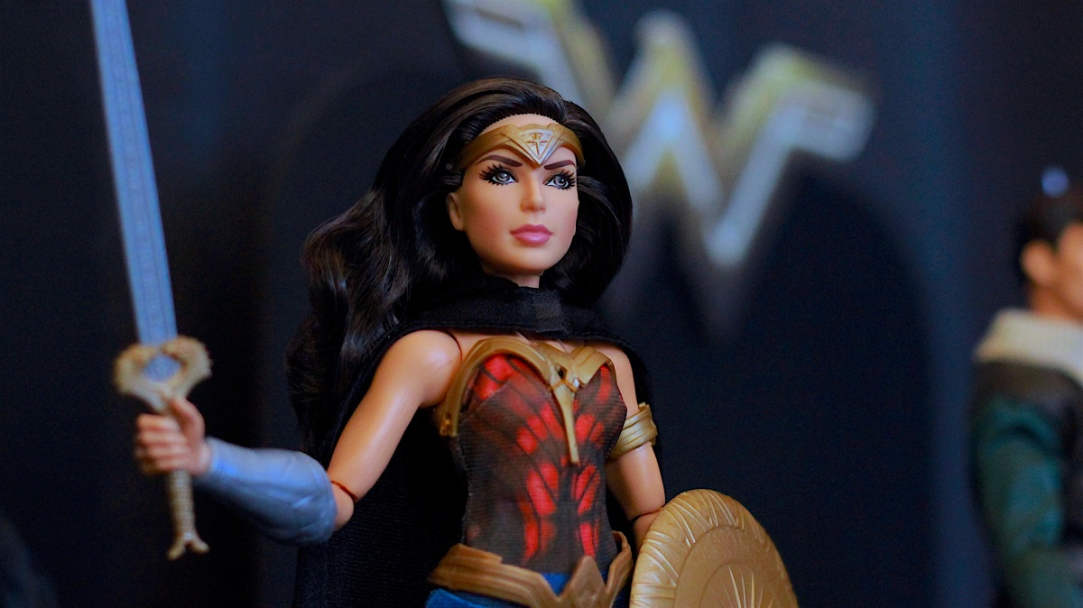 New Mattel Wonder Woman  Line Coming to Australia