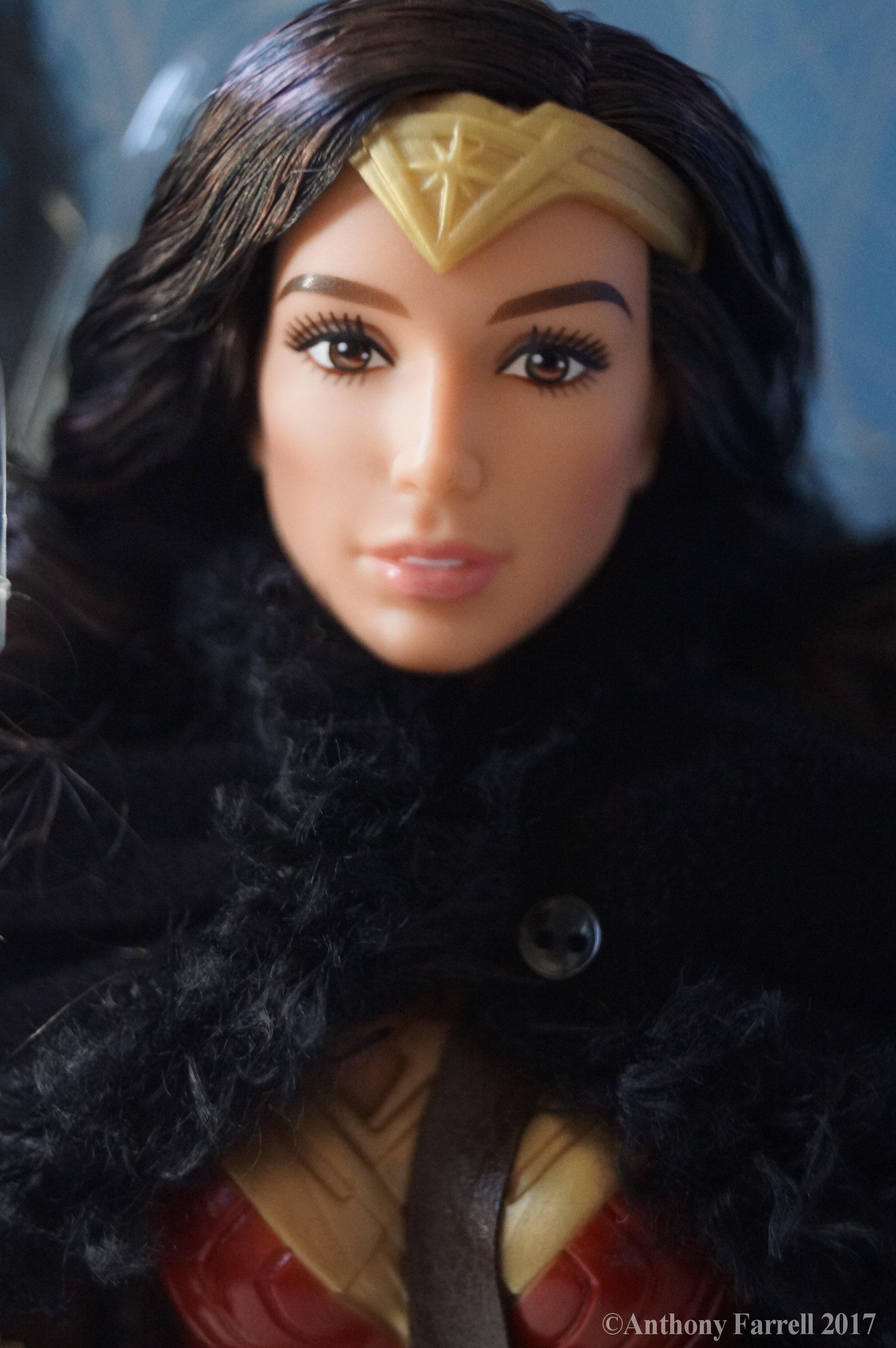Doll review 2017 black label queen hippolyta doll face three - This Black Label Release Comes With A Certificate Of Authenticity And Remains An Non Numbered Limited Edition Release