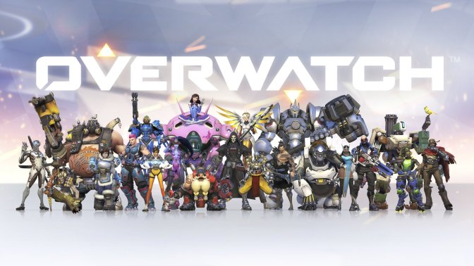 I played OverWatch for the First Time and it was Hard to Kick old CoD Habits.