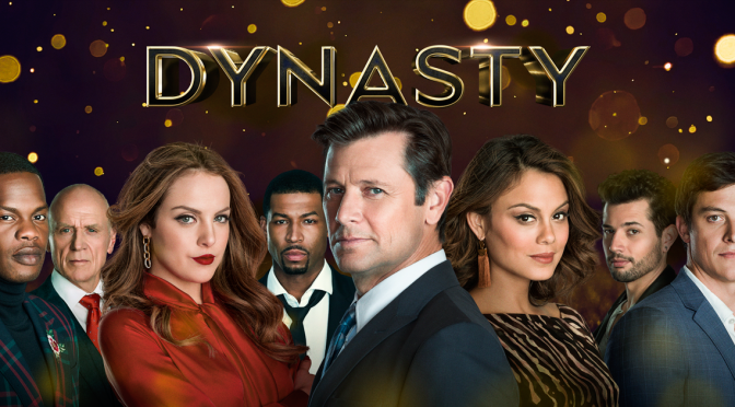 Dynasty Reboot Casts Their Alexis Carrington