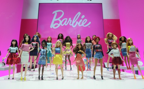 Mattel - 2016 New York Toy Fair