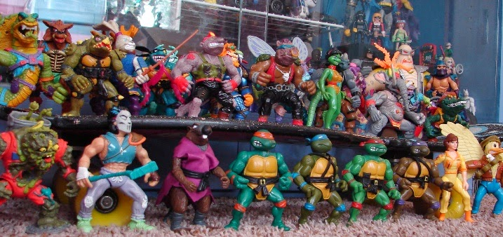 Original Playmates Teenage Mutant Ninja Turtles