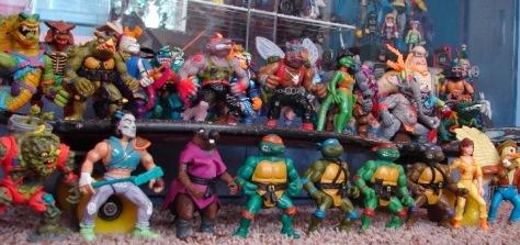 Original Playmates Teenage Mutant Ninja Turtles