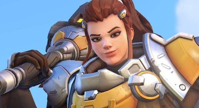 Overwatch Reveals New Character Brigitte
