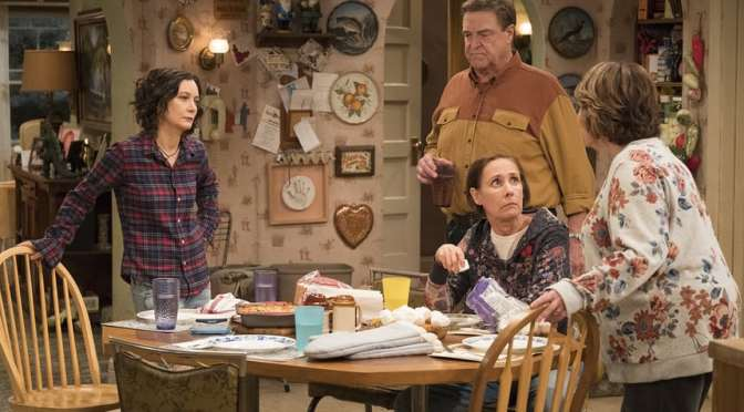 Review: Roseanne Revival Coming soon to Network Ten