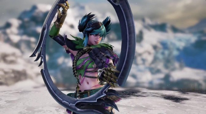 New Soul Calibur 6 Game Mode Revealed Plus DLC Character