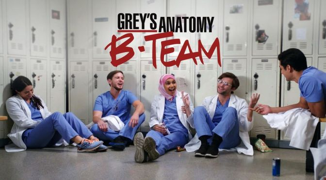 Get to Know the Grey's Anatomy Interns in B-Team Spin-Off.