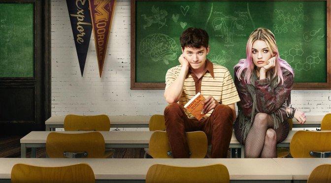 Netflix's Sex Education Season Review.