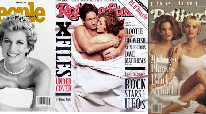 #TBT 8 Iconic Magazine Covers of the 1990's