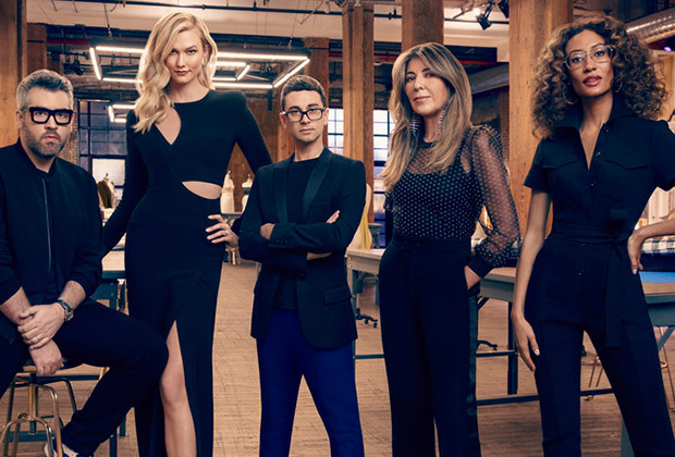 Same Same but different for Season 17 of Project Runway