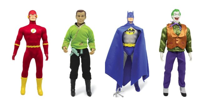 Mego in Australia First Look!  What's coming and when you can get it!