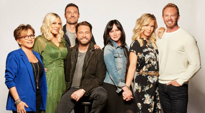 90210 is back but with a new face and attitude.